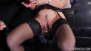 Nina Hartley Sexy Vanessa Mature Womn Ninas Big Surprise PornstarPlatinum