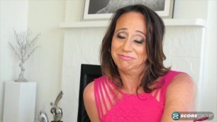 PornMegaLoad Mature Woman Raelynn Raines - Ass-fucked and loving it