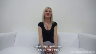Michaela 4287 This catch will please all lovers of mature beauty CzechCasting