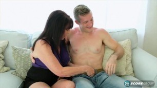 Christinas Mature Woman First Fuck Video PornMegaLoad