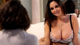 Ava Addams Darcie Dolce new porn 2016 Incest MILF Mature Older Younger Family Roleplay HD 1080p