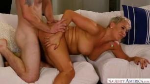 Ryan Keely mature blowjob My Friends Hot Mom NaughtyAmerica