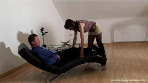 Amateur Mature Homes Lady Sonia A Day Behind The Scene (Documentary)