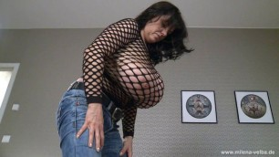 Mature Ass Milena Velba New Otion Shirt