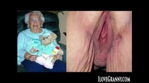 ILoveGrannY Horny Compilation Grannies and Matures