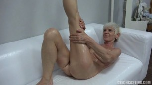 CzechCasting 0849 Ivana Mature woman with a stunning body at the casting