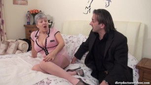 Savana Gets a Good Fucking when the Bailiff comes to Call