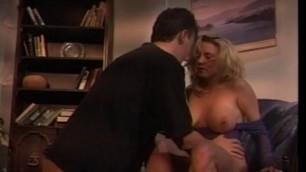 Busty Kiss loves rough sex