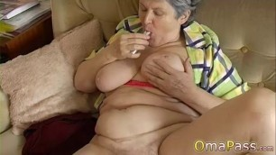 OmaPasS Homemade Granny Videos Collection