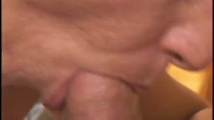 mature fuck classic and get cum on face