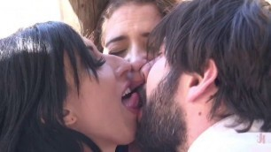 SexAndSubmission Avi Love Lily Lane Young and mature women Mob Rules