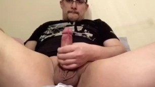 Solo Jerk-off Session